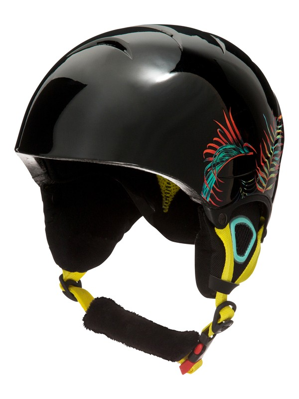 0 Misty - Casque de snowboard/ski pour Fille 8-16 ans  ERGTL03005 Roxy