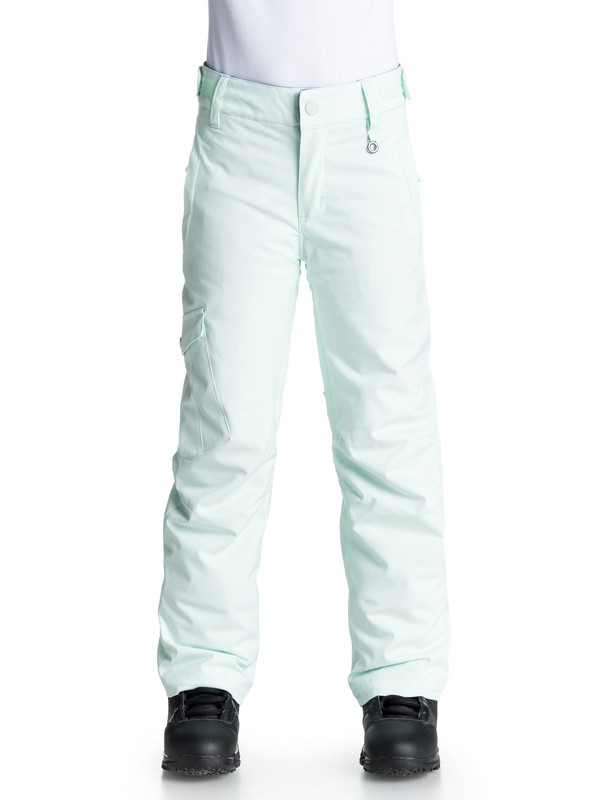 0 Girl's 7-14 Tonic Snow Pants  ERGTP03001 Roxy