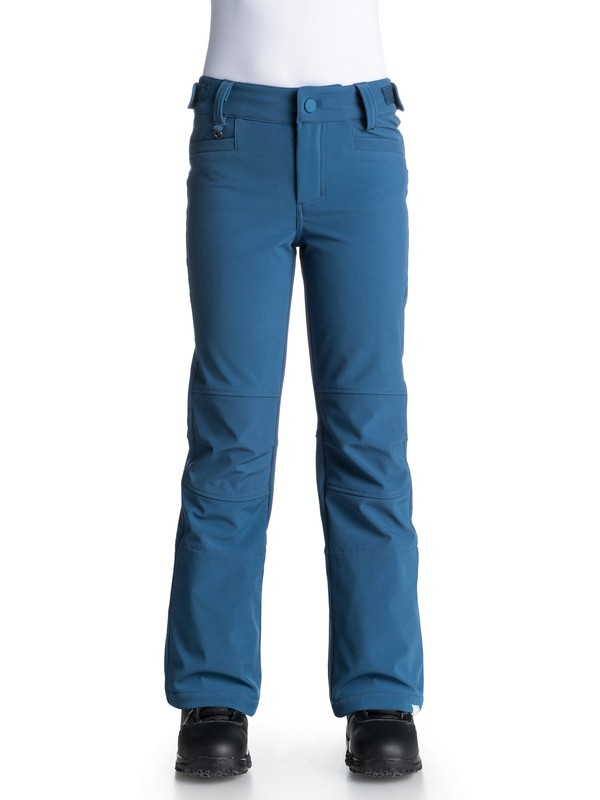 0 Creek Softshell Snow Pants  ERGTP03002 Roxy