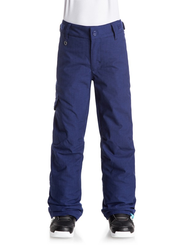 0 Girls 7-14 Tonic Snow Pants  ERGTP03007 Roxy