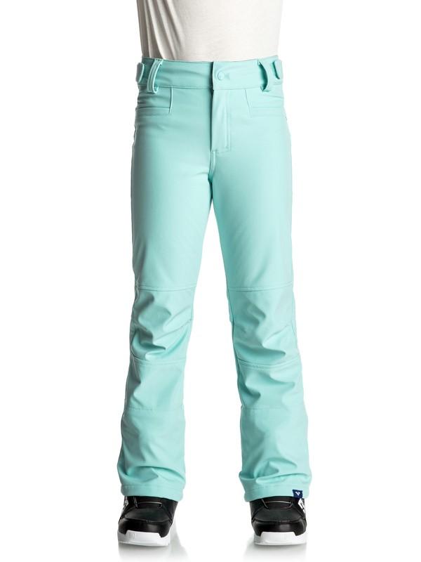 0 Creek - Pantalon de snow Bleu ERGTP03011 Roxy