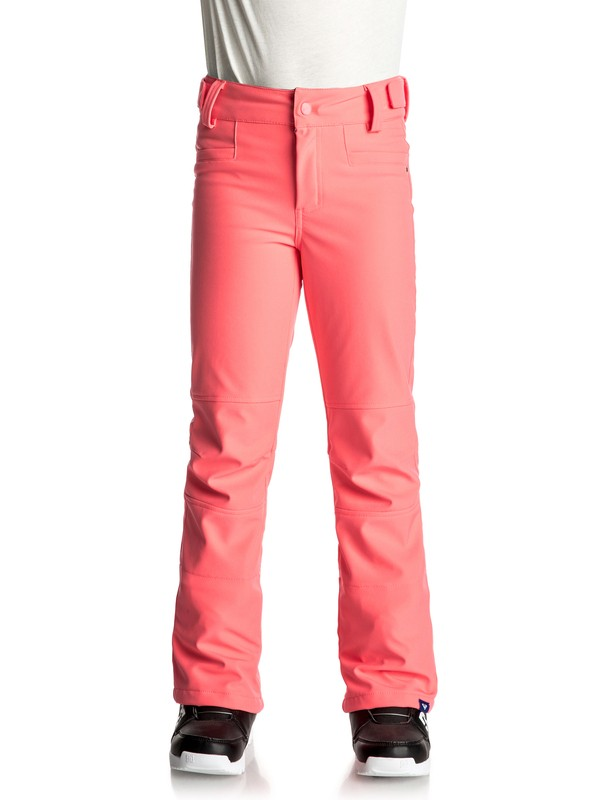 0 Girls 7-14  Creek Snow Pants  ERGTP03011 Roxy