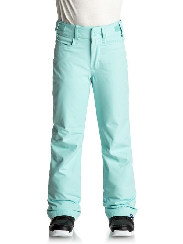 0 Girl's 7-14 Backyard Snow Pants  ERGTP03012 Roxy