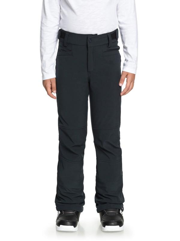 0 Girls 7-14 Creek Snow Pants Black ERGTP03013 Roxy