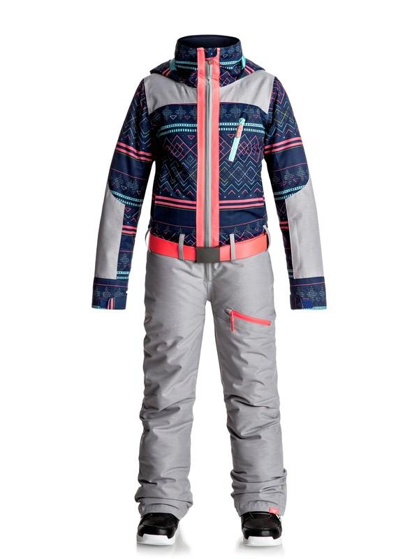 0 Impression - Schneeanzug Blau ERGTS03000 Roxy