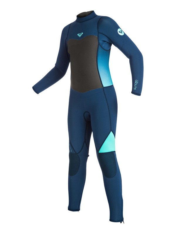 0 Syncro 3/2mm - Back Zip Full Wetsuit  ERGW103008 Roxy