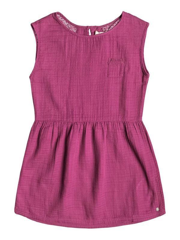 0 Girls 7-14 Changing Wind Sleeveless Dress  ERGWD03037 Roxy