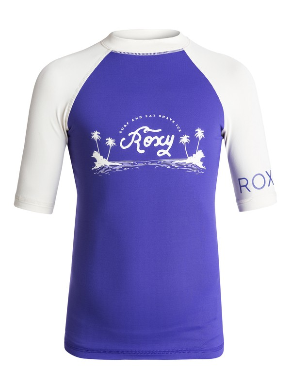 0 Sea Bound - Lycra à manches courtes anti-UV  ERGWR03040 Roxy