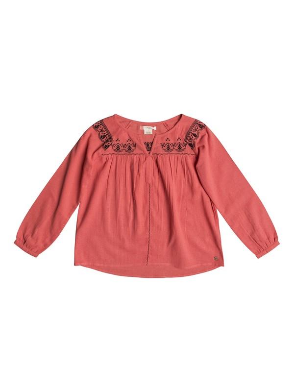 0 Taste Of Winter - Long Sleeve Top Pink ERGWT03023 Roxy