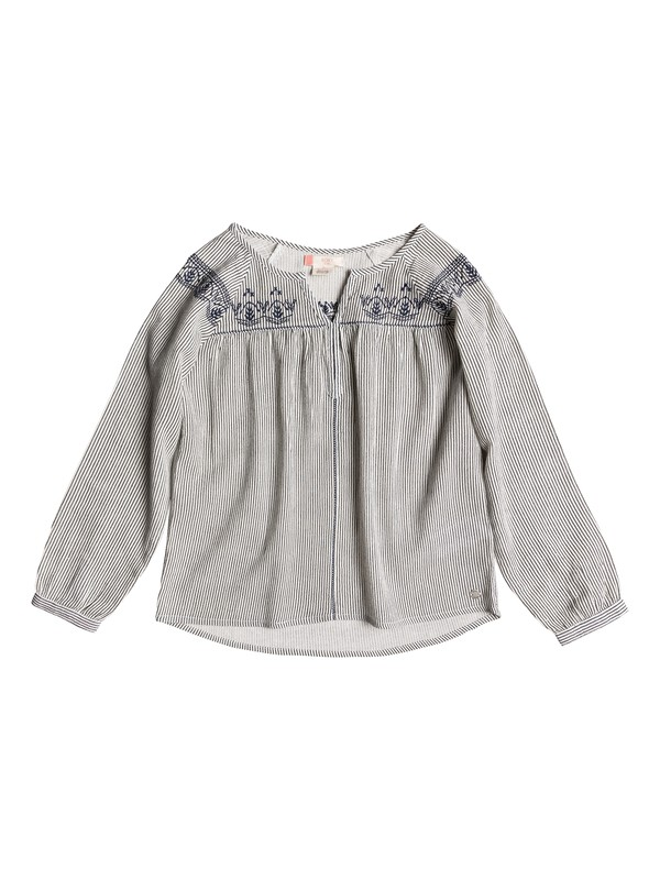 0 Girl's 7-14 Taste Of Winter Long Sleeve Top  ERGWT03023 Roxy