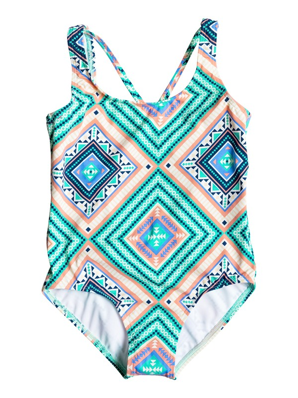 0 Hippie College - One-Piece Swimsuit  ERGX103013 Roxy