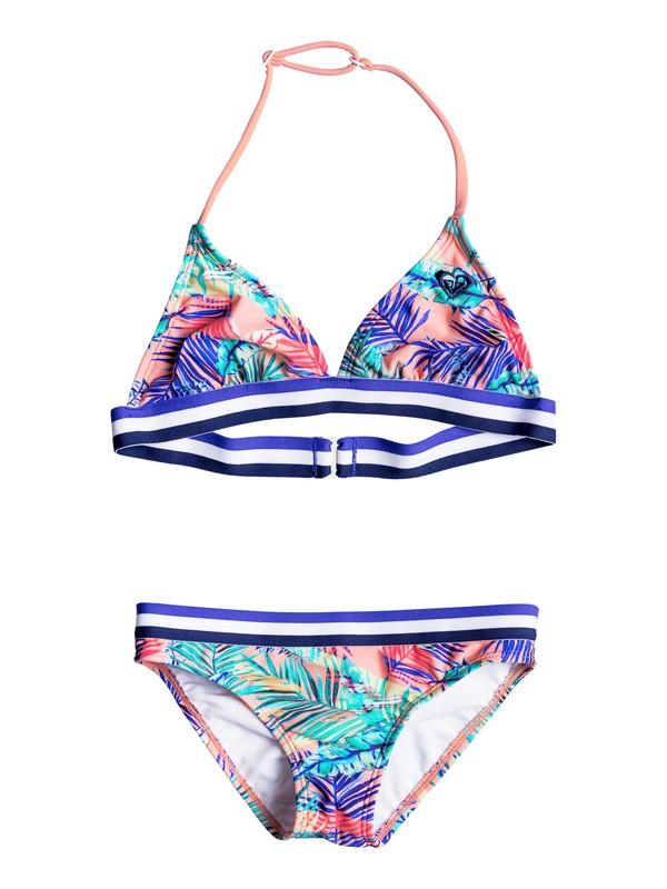 0 Niñas 7-14 Juego de Bikini Tri  Retro Summer  ERGX203055 Roxy