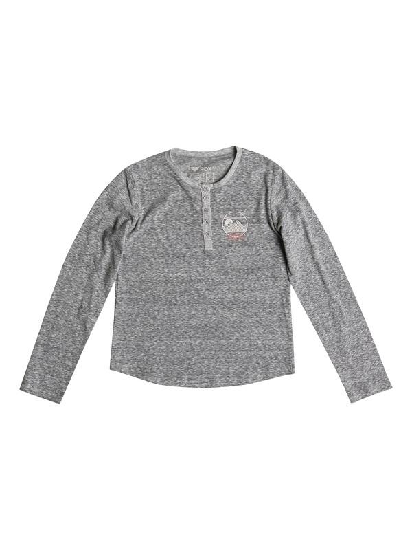 0 RG - T-shirt henley  ERGZT03055 Roxy