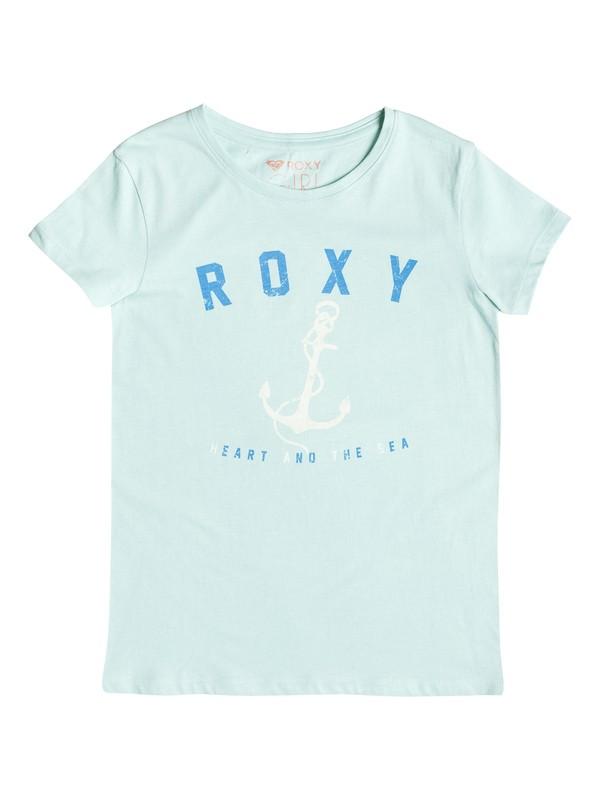 0 Basic Crew Anchor - T-shirt  ERGZT03080 Roxy