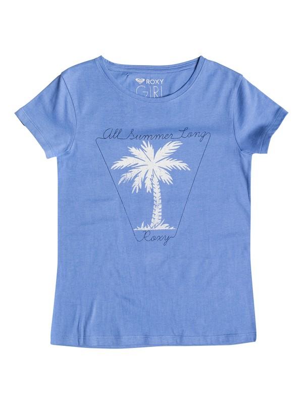 0 Basic Crew All Summer Long - T-shirt  ERGZT03082 Roxy