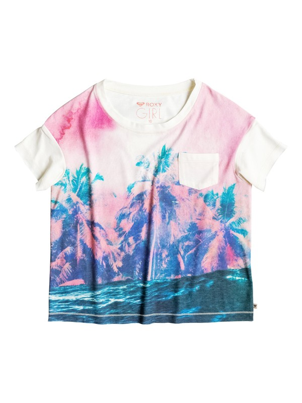 0 Remind Me Waves For Day - T-shirt  ERGZT03090 Roxy