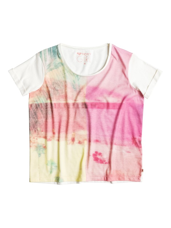 0 Rolly Dolly Two Worlds - T-shirt  ERGZT03095 Roxy