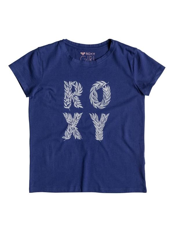 0 Crew Wild Child - Tee-Shirt  ERGZT03110 Roxy