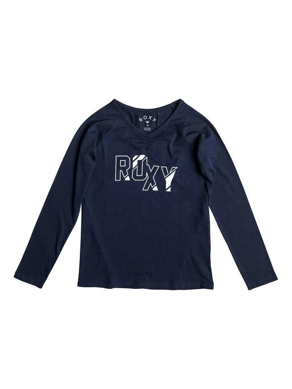 0 Tarot Deck - Long Sleeve T-Shirt Blue ERGZT03210 Roxy