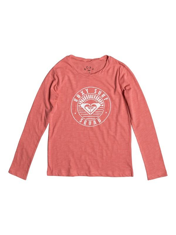 0 Gradual Awakening A - Long Sleeve T-Shirt Pink ERGZT03215 Roxy