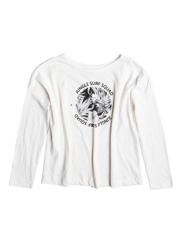 0 Gipsy Sunrise - Maglietta a maniche lunghe White ERGZT03228 Roxy