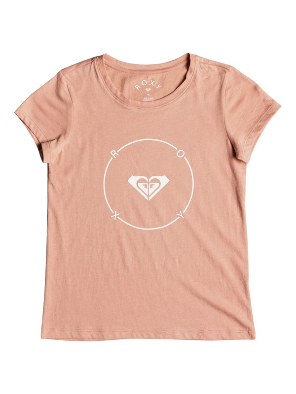 0 Dream Another Dream - T-Shirt for Girls 8-16 Pink ERGZT03256 Roxy