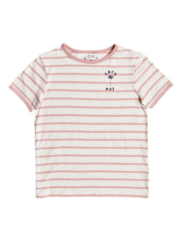 0 Telling Stories - T-Shirt für Mädchen 8-16 Rosa ERGZT03263 Roxy