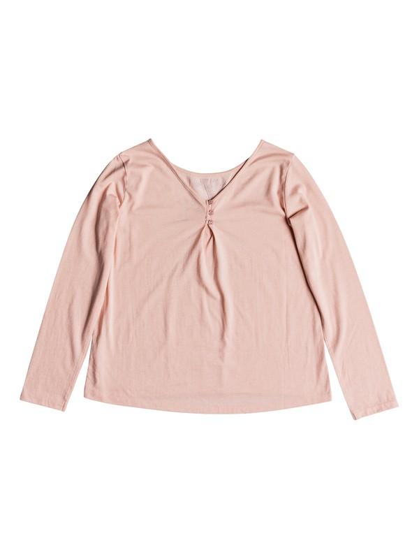 0 Skinny Love Lights - Long Sleeve Top for Girls 8-16 Pink ERGZT03333 Roxy