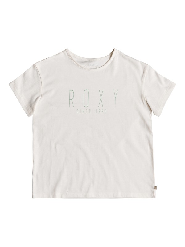 0 Playera Lion Sleep Elegant Blanco ERGZT03381 Roxy