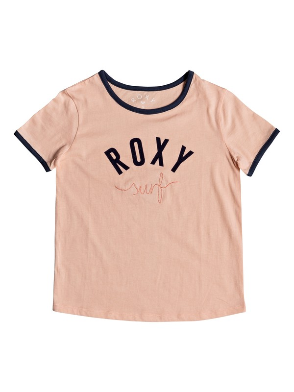 0 Girl's 7-14 This Is Love A Tee Pink ERGZT03384 Roxy