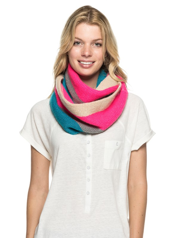 0 Collar Stripes  ERJAA03023 Roxy