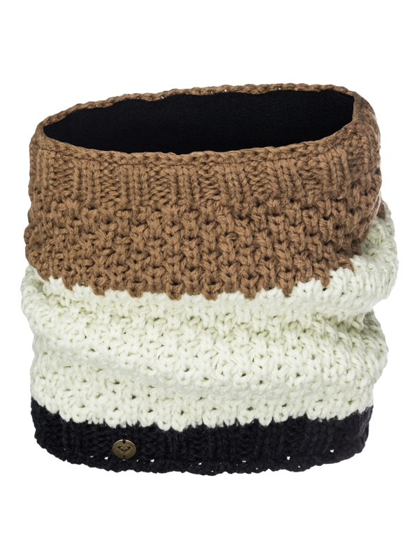 0 From The Block Biotherm Neck Warmer  ERJAA03050 Roxy