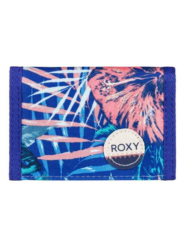 0 Small Beach - Wallet Purple ERJAA03215 Roxy