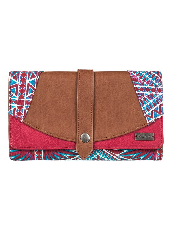 0 Little Boxy - Snap Closure Wallet  ERJAA03263 Roxy