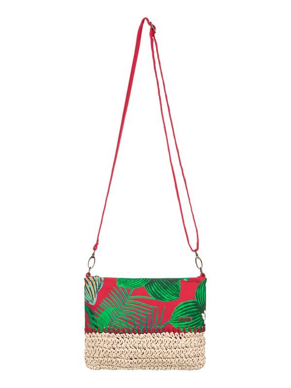 0 Eastern Cuba Small Zip Up Bag  ERJAA03266 Roxy