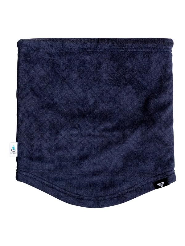 0 Cascade Neck Warmer Blue ERJAA03295 Roxy