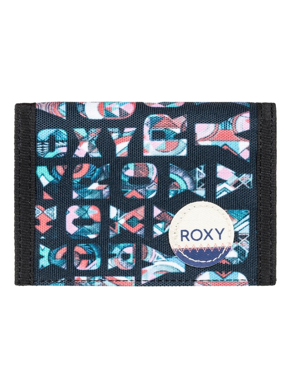 0 Small Beach - Hook & Loop Wallet for Women  ERJAA03307 Roxy