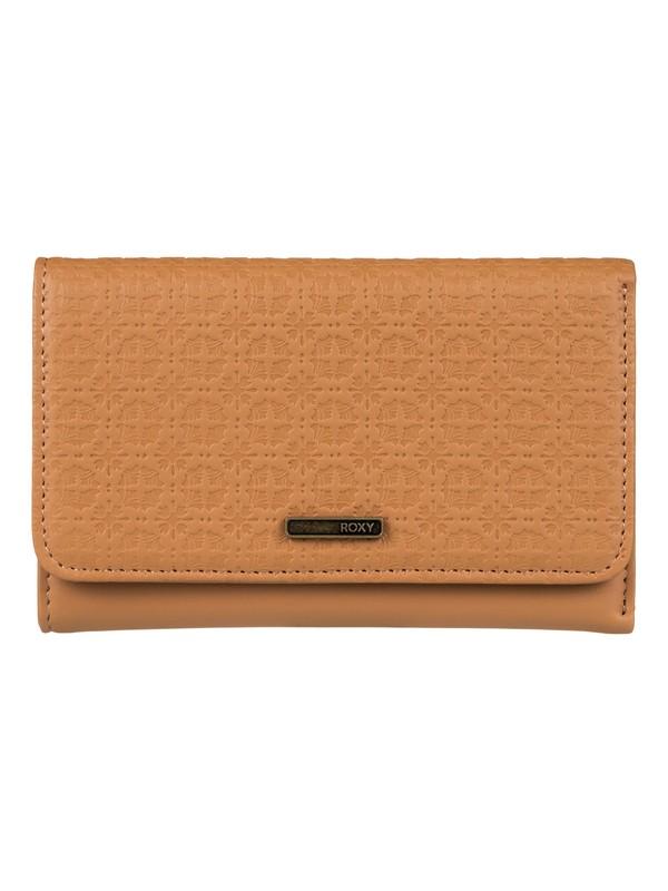0 Juno - Snap Closure Wallet for Women Orange ERJAA03311 Roxy