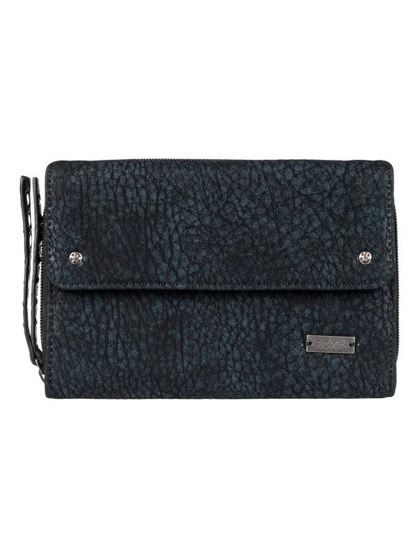 0 I Still Care - Portefeuille zippé pour Femme Noir ERJAA03317 Roxy