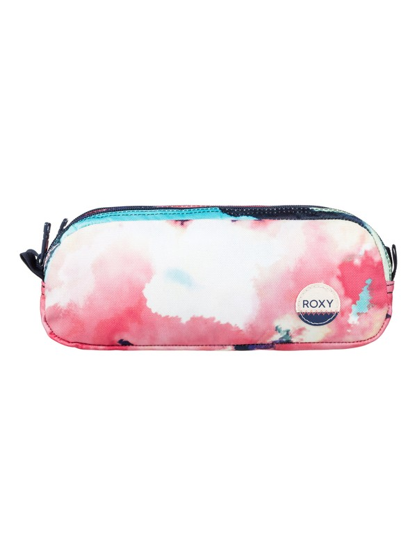 0 Da Rock - Pencil Case Blue ERJAA03326 Roxy