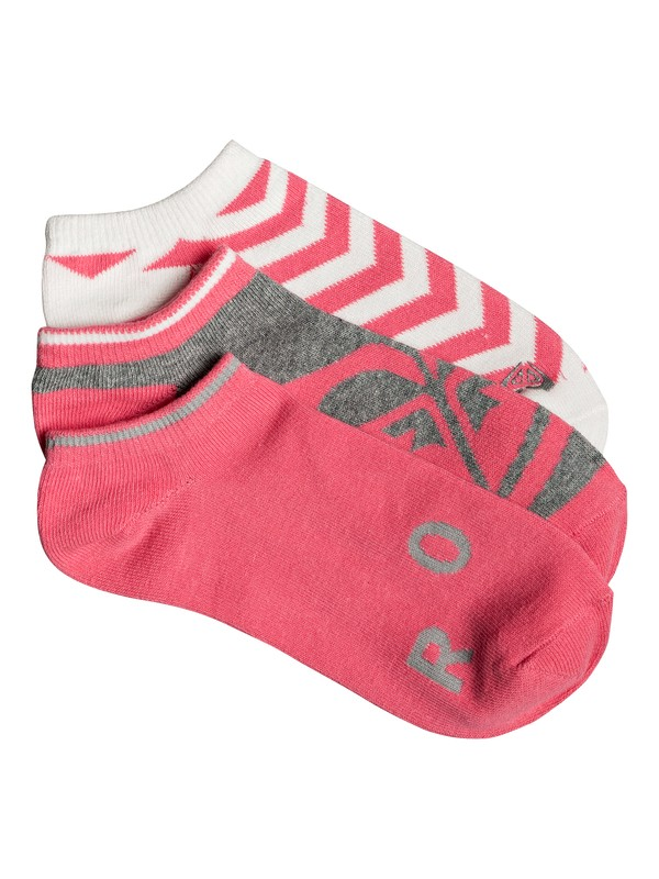 0 ROXY - Ankle Socks for Women White ERJAA03343 Roxy