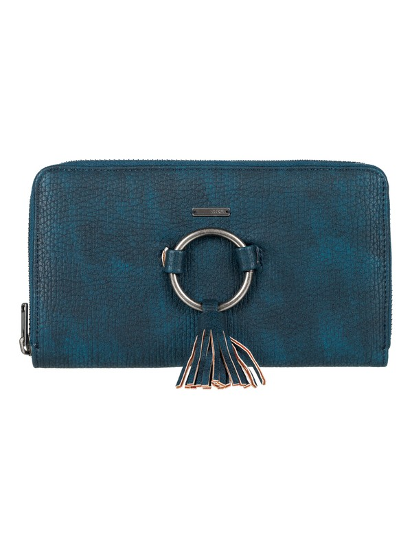 0 Lucky Me Zip Wallet  ERJAA03370 Roxy