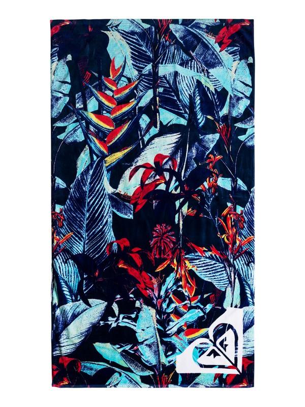 0 Hazy - Beach Towel Blue ERJAA03404 Roxy
