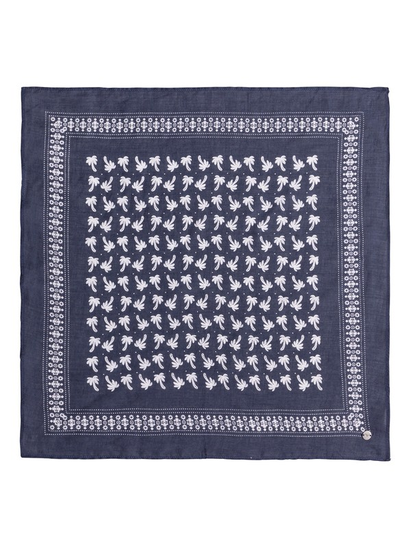 0 Bandie - Bandana Scarf for Women Blue ERJAA03411 Roxy