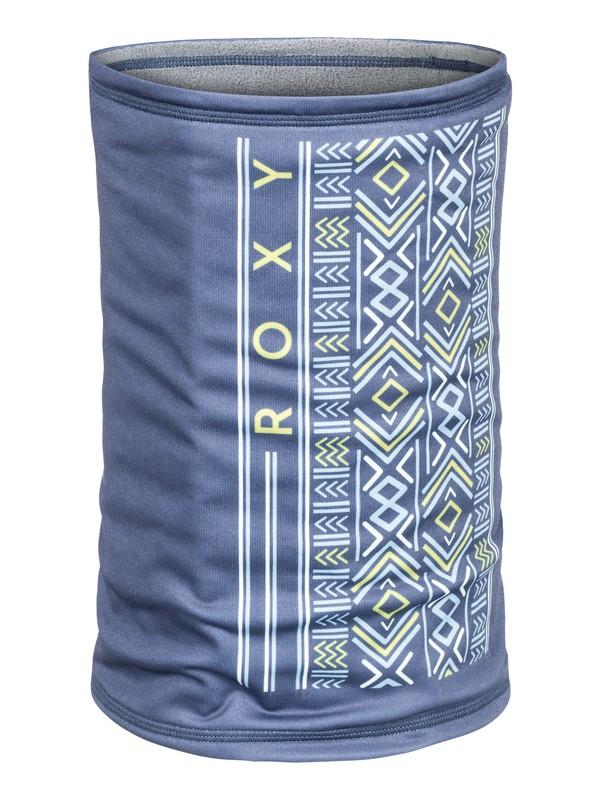 0 Lana Neck Warmer Blue ERJAA03422 Roxy
