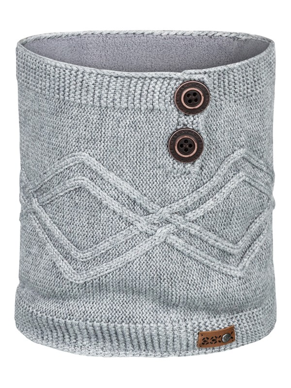 0 Frozen Jaya - Neck Warmer Grey ERJAA03426 Roxy