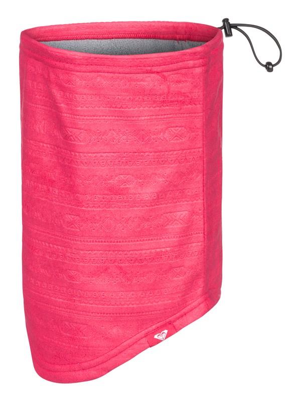 0 Cascade Neck Warmer Pink ERJAA03427 Roxy