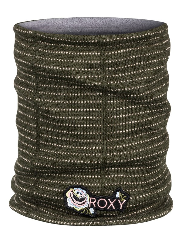 0 Torah Bright - Neck Warmer Green ERJAA03428 Roxy