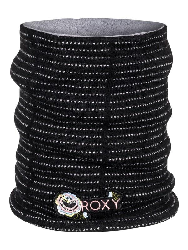 0 Torah Bright Neck Warmer Black ERJAA03428 Roxy