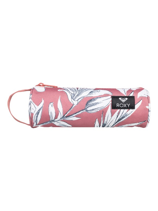 0 Off The Wall - Pencil Case Pink ERJAA03466 Roxy